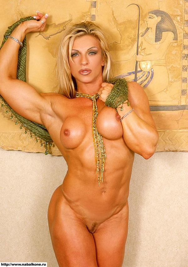 голые девушки бодибилдерши фото